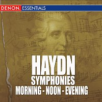 Wilfried Boettcher, Vienna Chamber Orchestra, Joseph Haydn – Haydn - Symphonies - Morning - Noon - Evening