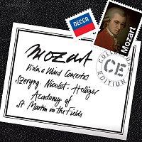 Henryk Szeryng, Aurele Nicolet, Heinz Holliger, Sir Neville Marriner – Mozart: Violin & Wind Concertos