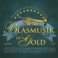 Různí interpreti – Blasmusik In Gold [Set]