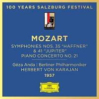 "Géza Anda, Berliner Philharmoniker, Herbert von Karajan – Mozart: Piano Concerto No. 21; Symphonies No. 35 ""Haffner"" & No. 41 ""Jupiter"""