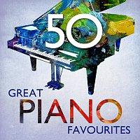 Různí interpreti – 50 Great Piano Favourites