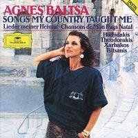 Agnes Baltsa, Athens Experimental Orchestra, Stavros Xarhakos, Kostas Papadopoulos – Agnes Baltsa - Songs My Country Taught Me