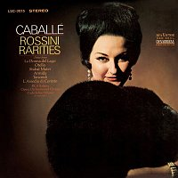 Montserrat Caballé – Rossini Rarities