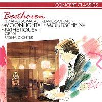 "Misha Dichter – Beethoven: Piano Sonatas Nos. 8 ""Pathétique"", 14 ""Moonlight"" & 28"