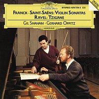 Gil Shaham, Gerhard Oppitz – Franck / Saint Saens: Violin Sonatas; Ravel: Tzigane