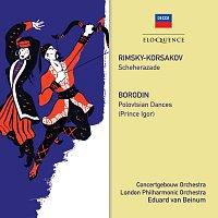 Eduard van Beinum, Concertgebouw Orchestra of Amsterdam, London Philharmonic Choir – Rimsky-Korsakov: Scheherazade / Borodin: Polovtsian Dances