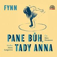 Přední strana obalu CD Fynn: Pane Bůh, tady Anna