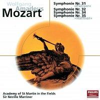 Academy of St. Martin in the Fields, Sir Neville Marriner – Mozart: Sinfonien Nr.31, 32, 34 & 35