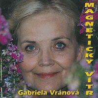 Přední strana obalu CD Vránová: Magnetický vítr