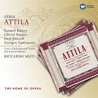 Riccardo Muti, Samuel Ramey, Giorgio Zancanaro, Neil Shicoff, Cheryl Studer – Verdi: Attila