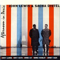 John Lewis & Sacha Distel – Afternoon In Paris