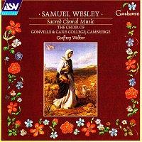 Přední strana obalu CD Wesley: Sacred Choral Music