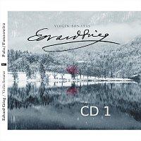 Milan Pala, Ladislav Fanzowitz – Grieg - Sonatas for Violin and Piano No. 1 & 2