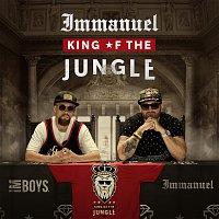 Přední strana obalu CD King Of The Jungle