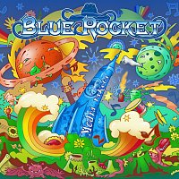 Modrá raketa