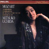 Mitsuko Uchida – Mozart: Piano Sonatas Nos. 11 & 12/Fantasia in D minor
