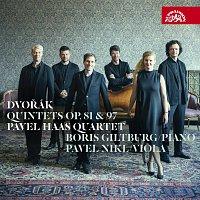 Přední strana obalu CD Dvořák: Kvintety op. 81 & 97