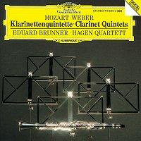 Eduard Brunner, Hagen Quartett – Mozart / Weber: Clarinet Quintets