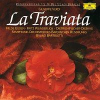 Přední strana obalu CD Verdi: La Traviata - Querschnitt