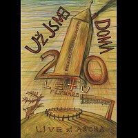 Už jsme doma – 20 letů Live at Archa / Puding – DVD
