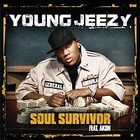 Přední strana obalu CD Soul Survivor