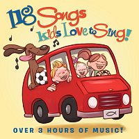 Různí interpreti – 118 Songs Kids Love To Sing