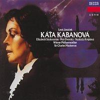 Elisabeth Soderstrom, Naděžda Kniplová, Peter Dvorský, Wiener Philharmoniker – Janácek: Kát'a Kabanová [2 CDs]