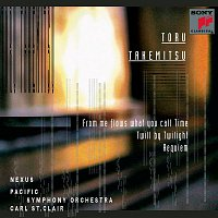 Carl St. Clair, The Pacific Symphony Orchestra, Toru Takemitsu, Pacific Symphony Orchestra – Takemitsu: Orchestral Works