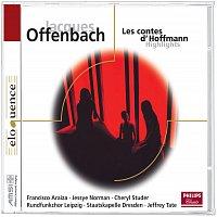 Rundfunkchor Leipzig, Staatskapelle Dresden, Jeffrey Tate – Offenbach: Hoffmanns Erzahlungen (QS)