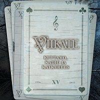 Přední strana obalu CD Kuutamo, kaiho ja katkeruus [Osa 2 - Kaiho]