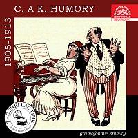 Různí interpreti – Historie psaná šelakem - C. a k. humory Gramofonové snímky z let 1905 - 1913