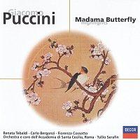 Renata Tebaldi, Carlo Bergonzi, Coro dell'Accademia Nazionale di Santa Cecilia – Puccini: Madama Butterfly (highlights)