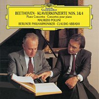 Maurizio Pollini, Berliner Philharmoniker, Claudio Abbado – Beethoven: Piano Concertos Nos.3 & 4