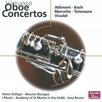 Heinz Holliger – Virtuoso Oboe Concertos