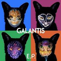 Přední strana obalu CD Galantis EP