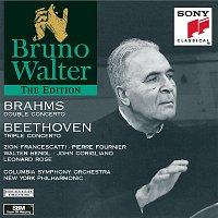 Bruno Walter, Columbia Symphony Orchestra, Johannes Brahms, Zino Francescatti, Pierre Fournier – Brahms: Double Concerto; Beethoven: Triple Concerto