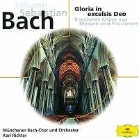Peter Schreier, Munchener Bach-Chor, Munchener Bach-Orchester, Karl Richter – J.S. Bach: Gloria in excelsis Deo