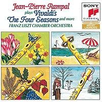 Přední strana obalu CD Vivaldi:  The Four Seasons, Darmstadt Concerto, Concerto for Flute and Organ