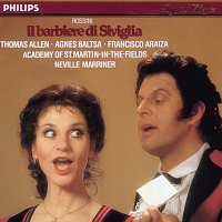 Sir Thomas Allen, Agnes Baltsa, Francisco Araiza, Domenico Trimarchi, Robert Lloyd – Rossini: Il Barbiere di Siviglia