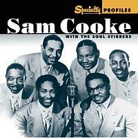 Přední strana obalu CD Specialty Profiles: Sam Cooke & The Soul Stirrers