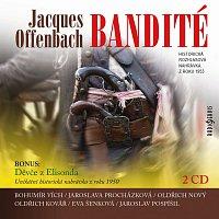 Přední strana obalu CD Bandité, Děvče z Elisonda