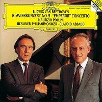 """Maurizio Pollini, Berliner Philharmoniker, Claudio Abbado – Beethoven: Piano Concerto No.5 """"Emperor"""""""