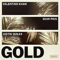 Valentino Khan, Sean Paul – Gold (feat. Sean Paul) [Justin Quiles Remix]