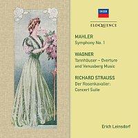 Erich Leinsdorf – Mahler: Symphony No. 1; Wagner; Strauss