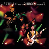Joe Satriani, Steve Vai & Eric Johnson – G3 - Live In Concert