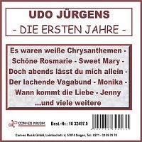 Udo Jürgens – Die ersten Jahre