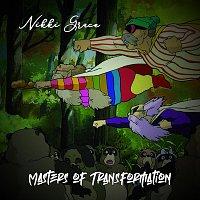 Přední strana obalu CD Masters of Transformation (feat. Mark Harris)
