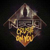 Přední strana obalu CD Crush On You