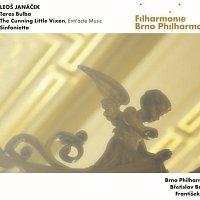 Filharmonie Brno – Taras Bulba, Příhody lišky Bystroušky, Sinfonietta