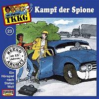 TKKG Retro-Archiv – 023/Kampf der Spione